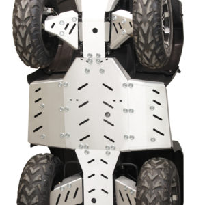 Hasplåt Aluminium C-Force 450 & 520